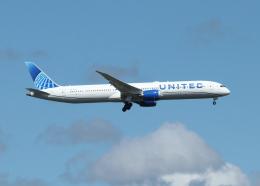 銀苺さんが、成田国際空港で撮影したユナイテッド航空 787-10の航空フォト(飛行機 写真・画像)
