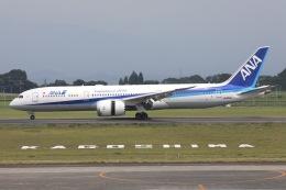 sky-spotterさんが、鹿児島空港で撮影した全日空 787-9の航空フォト(飛行機 写真・画像)