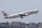 ANA744Foreverさんが、伊丹空港で撮影した日本航空 767-346/ERの航空フォト(飛行機 写真・画像)