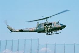 よんまるさんが、米子駐屯地で撮影した陸上自衛隊 UH-1Jの航空フォト(飛行機 写真・画像)