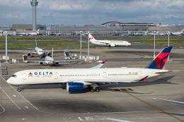 航空フォト:N506DN デルタ航空 A350-900