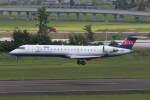 プルシアンブルーさんが、仙台空港で撮影したアイベックスエアラインズ CL-600-2C10 Regional Jet CRJ-702の航空フォト(飛行機 写真・画像)