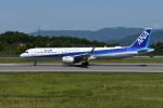 turenoアカクロさんが、高松空港で撮影した全日空 A321-272Nの航空フォト(飛行機 写真・画像)