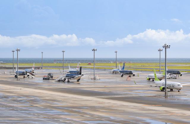 tamtam3839さんが、中部国際空港で撮影したスターフライヤー A320-214の航空フォト(飛行機 写真・画像)