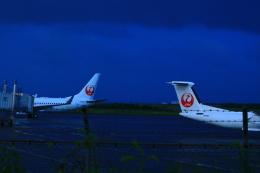 スターアライアンスKMJ まいやんさんが、宮古空港で撮影した日本トランスオーシャン航空 737-8Q3の航空フォト(飛行機 写真・画像)