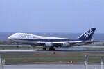 kumagorouさんが、那覇空港で撮影した全日空 747-281Bの航空フォト(飛行機 写真・画像)