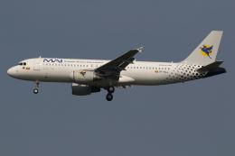TIA spotterさんが、スワンナプーム国際空港で撮影したミャンマー国際航空 A320-214の航空フォト(飛行機 写真・画像)