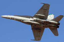キャスバルさんが、フェニックス・メサ ゲートウェイ空港で撮影したアメリカ海兵隊 F/A-18C Hornetの航空フォト(飛行機 写真・画像)