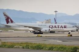 航空フォト:A7-BFB カタール航空カーゴ 777-200