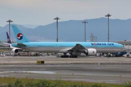 PW4090さんが、関西国際空港で撮影した大韓航空 777-3B5/ERの航空フォト(飛行機 写真・画像)