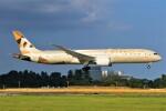 みるぽんたさんが、成田国際空港で撮影したエティハド航空 787-9の航空フォト(飛行機 写真・画像)