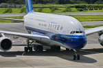 パンダさんが、成田国際空港で撮影した中国南方航空 A380-841の航空フォト(飛行機 写真・画像)