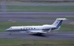 kumagorouさんが、羽田空港で撮影した海上保安庁 G-V Gulfstream Vの航空フォト(飛行機 写真・画像)