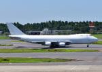 じーく。さんが、成田国際空港で撮影したウィルミントン・トラスト・カンパニー 747-4KZF/SCDの航空フォト(飛行機 写真・画像)