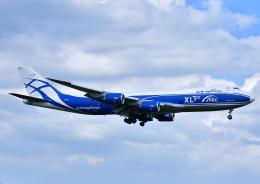 じーく。さんが、成田国際空港で撮影したエアブリッジ・カーゴ・エアラインズ 747-83QFの航空フォト(飛行機 写真・画像)