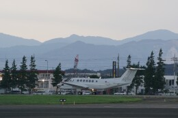 *mika*さんが、横田基地で撮影したアメリカ海兵隊 UC-12W Super King Air (A200C)の航空フォト(飛行機 写真・画像)