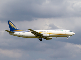 Mame @ TYOさんが、成田国際空港で撮影した中国郵政航空 737-4Q8(SF)の航空フォト(飛行機 写真・画像)