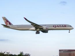 Mame @ TYOさんが、成田国際空港で撮影したカタール航空 A320-232の航空フォト(飛行機 写真・画像)