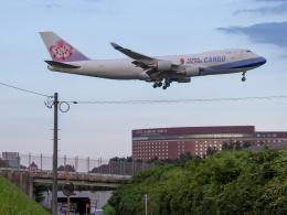 Mame @ TYOさんが、成田国際空港で撮影したチャイナエアライン 747-409F/SCDの航空フォト(飛行機 写真・画像)