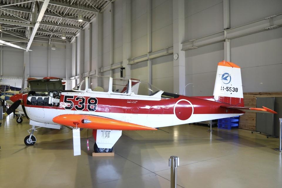 Hii82さんの航空自衛隊 Fuji T-3 (11-5538) 航空フォト