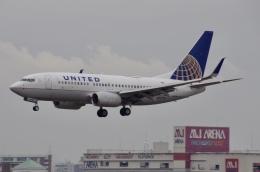 JA8943さんが、福岡空港で撮影したユナイテッド航空 737-724の航空フォト(飛行機 写真・画像)