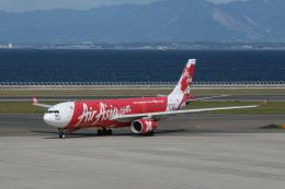 hachiさんが、中部国際空港で撮影したエアアジア・エックス A330-343Xの航空フォト(飛行機 写真・画像)