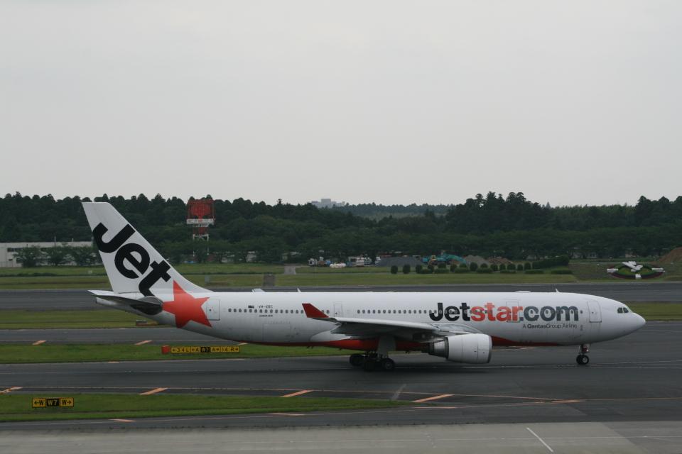 hachiさんのジェットスター Airbus A330-200 (VH-EBC) 航空フォト