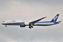 鉄バスさんが、成田国際空港で撮影した全日空 787-10の航空フォト(飛行機 写真・画像)