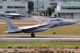 もにーさんが、小松空港で撮影した航空自衛隊 F-15DJ Eagleの航空フォト(飛行機 写真・画像)