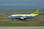 rjnsphotoclub-No.07さんが、羽田空港で撮影したAIR DO 737-54Kの航空フォト(写真)