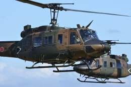 YouKeyさんが、札幌飛行場で撮影した陸上自衛隊 UH-1Jの航空フォト(飛行機 写真・画像)