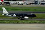 rjnsphotoclub-No.07さんが、羽田空港で撮影したスターフライヤー A320-214の航空フォト(写真)