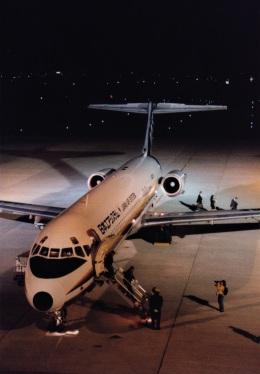 エルさんが、山形空港で撮影した日本エアシステム MD-87 (DC-9-87)の航空フォト(飛行機 写真・画像)