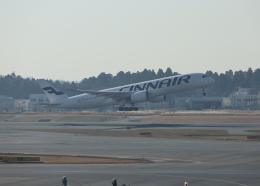 銀苺さんが、成田国際空港で撮影したフィンエアー A350-941の航空フォト(飛行機 写真・画像)