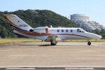 korosukeさんが、南紀白浜空港で撮影したグラフィック 525A Citation CJ1の航空フォト(飛行機 写真・画像)