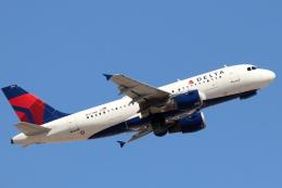 キャスバルさんが、フェニックス・スカイハーバー国際空港で撮影したデルタ航空 A319-114の航空フォト(飛行機 写真・画像)