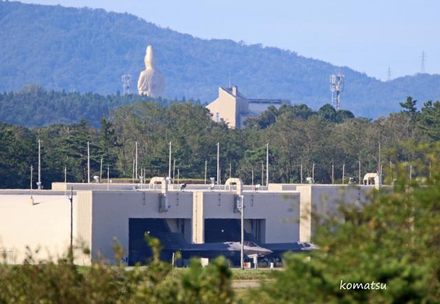 わかすぎさんが、小松空港で撮影した航空自衛隊 F-35A Lightning IIの航空フォト(飛行機 写真・画像)