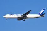 mojioさんが、成田国際空港で撮影した全日空 767-381Fの航空フォト(飛行機 写真・画像)