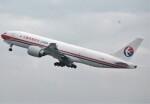 takikoki50000さんが、関西国際空港で撮影した中国貨運航空 777-F6Nの航空フォト(飛行機 写真・画像)
