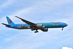 sonnyさんが、成田国際空港で撮影した中国東方航空 777-39P/ERの航空フォト(飛行機 写真・画像)