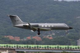 HLeeさんが、台北松山空港で撮影したPhoenix Air Group G-1159A Gulfstream IIIの航空フォト(飛行機 写真・画像)
