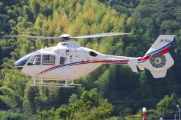 ラムさんが、静岡ヘリポートで撮影した静岡エアコミュータ EC135T2の航空フォト(飛行機 写真・画像)