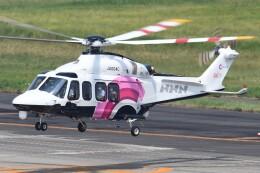 航空フォト:JA004C 日本法人所有 AW139