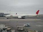 Quihuboさんが、ジョン・F・ケネディ国際空港で撮影した日本航空 777-346/ERの航空フォト(写真)