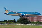 Cozy Gotoさんが、成田国際空港で撮影したベトナム航空 787-10の航空フォト(飛行機 写真・画像)