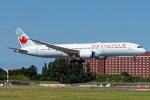 Cozy Gotoさんが、成田国際空港で撮影したエア・カナダ 787-9の航空フォト(飛行機 写真・画像)