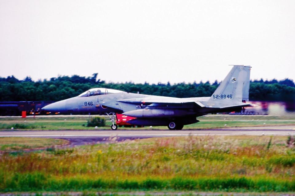 AWACSさんの航空自衛隊 Mitsubishi F-15J Eagle (52-8846) 航空フォト