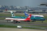 rjnsphotoclub-No.07さんが、羽田空港で撮影したキャセイパシフィック航空 777-367/ERの航空フォト(写真)