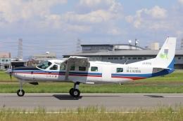 Hii82さんが、八尾空港で撮影した国土交通省 国土地理院 208B Grand Caravanの航空フォト(飛行機 写真・画像)