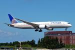 Cozy Gotoさんが、成田国際空港で撮影したユナイテッド航空 787-9の航空フォト(飛行機 写真・画像)